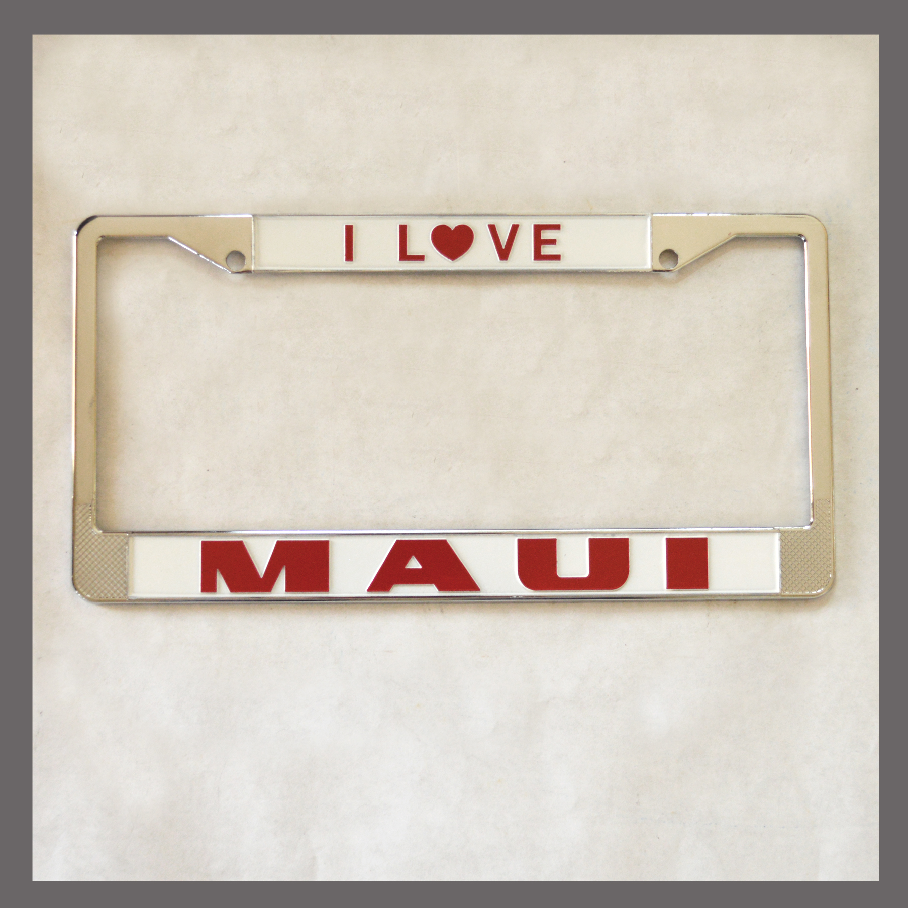License Plate Frames  CafePress